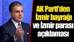 AK Parti'den İzmir bayrağı ve İzmir parası açıklaması