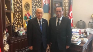 Alaattin Çakıcı'dan Devlet Bahçeli'ye MHP'deki makamında flaş ziyaret