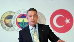 Ali Koç'tan TFF Başkanı Özdemir'e tepki: İhraç edilmesi mükafattır