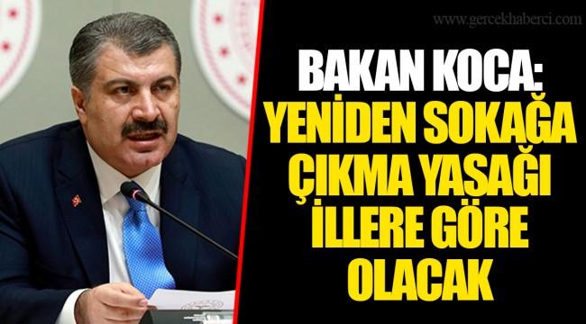 BAKAN KOCA: