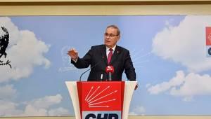 CHP Genel Başkan Yardımcısı Öztrak: Bizi sokağa çekmeyi başaramazsınız