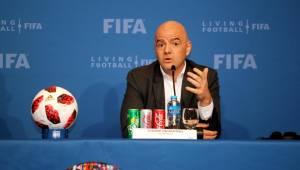 FIFA Başkanı Infantino: Sadece transfer sistemini değil tüm futbol ekosistemini sınırlayan finansal düzenlemeleri savunuyorum
