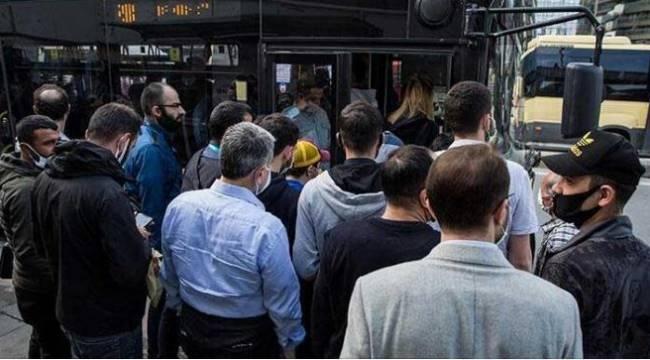 İBB Bilimsel Danışma Kurulu: Toplu taşımadaki yoğunluk salgını artırabilir