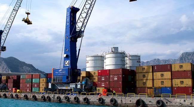 İhracat Mayıs'ta yüzde 41 düştü; dış ticaret açığı yüzde 102 arttı