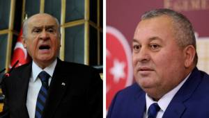 MHP'li Enginyurt: AK Parti'ye sert çıkışlarım olunca Genel Başkanımız uyarıyor