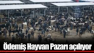 Ödemiş Hayvan Pazarı açılıyor