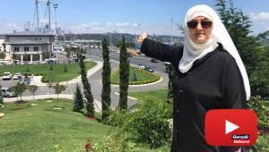 15 Temmuz Gazisi Safiye Bayat 4 yıl sonra aynı yerde o karanlık geceyi anlattı