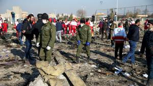 176 kişinin hayatını kaybettiği Ukrayna uçağıyla ilgili İran'dan yeni açıklama