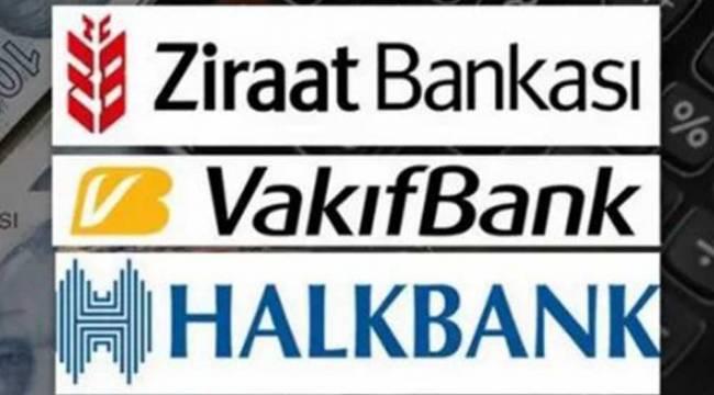 3 kamu bankasından ortak açıklama: Otomotiv devleri kredi paketinden çıkarıldı