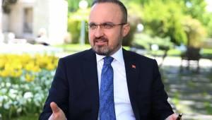 AK Parti'lİ Bülent Turan'dan 'çoklu baro' açıklaması: Barolara sorulmadı iddiası külliyen yalan