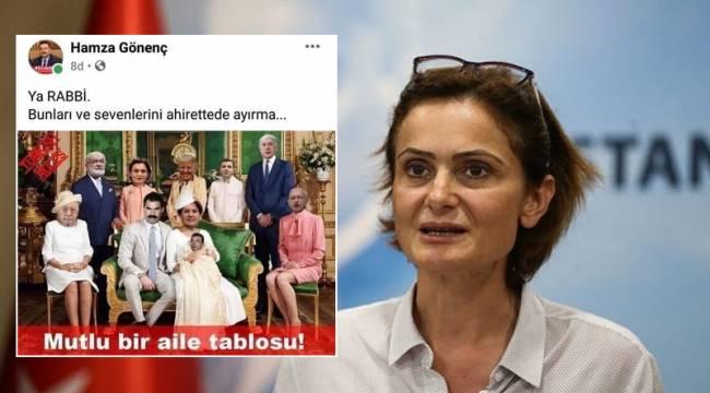 AK Parti'li meclis üyesinin fotoşoplu paylaşımına tepki: Siyasi etik ahlak diye gezinenler ne yapacak merak ediyorum