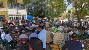 AK Parti'li vekile Konya'daki köyünde şok tepki: Sizi ne dinleyeceğim, memlekette satmadık yer bırakmadınız, bitirdiniz!