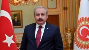 AK Parti Milletvekili Mustafa Şentop yeniden Meclis Başkanı seçildi