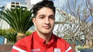 Altınordu kalecisi Muhammet Taha Tepe, Trabzonspor'da