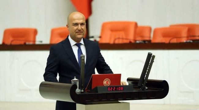 """CHP İzmir Milletvekili Murat Bakan: """"Devleti Öldürüyorsunuz"""""""