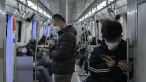 Çin'de 7, Güney Kore'de 44 yeni Kovid-19 vakası görüldü