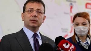 Ekrem İmamoğlu: Havai fişek uygulaması İstanbul'da bitmiştir