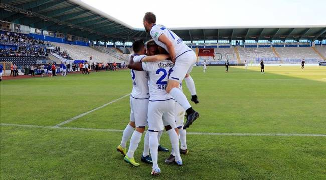 Erzurumspor, bir yıllık aranın ardından Süper Lig'e geri döndü