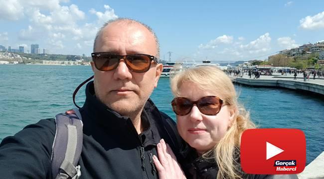 Evlenmek için gittiği Ukrayna'da koronaya yakalandı