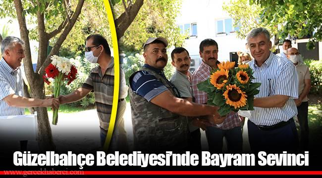 Güzelbahçe Belediyesi'nde Bayram Sevinci