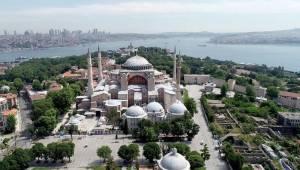 İBB Meclisi'nde kabul edildi: Ayasofya'nın planları 'Ayasofya Camii ve Külliyesi' olarak değiştirildi