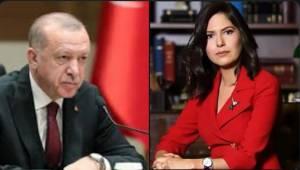 Kübra Par, Erdoğan'a anket önerdi: 'Seküler mahalleden birinin yaptığı bir araştırma değil'