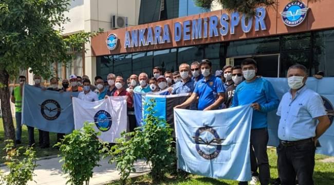 Ligden çekilen Ankara Demirspor, play-off maçlarına çıkma kararı aldı