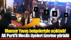 Mansur Yavaş belgeleriyle açıkladı! AK Parti'li Meclis üyeleri üzerine yürüdü