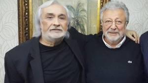 Metin Akpınar ve Müjdat Gezen'e Cumhurbaşkanına hakaret suçlamasıyla dava açıldı