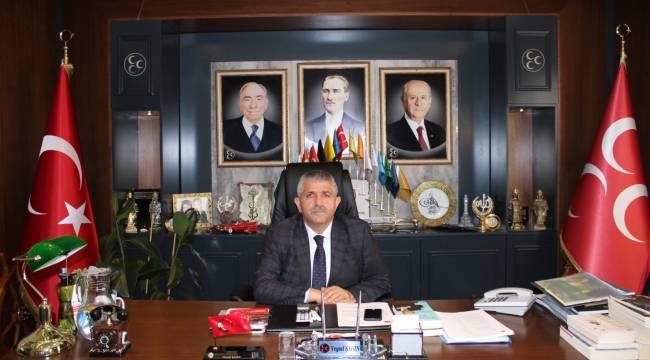 MHP İl Başkanı: İhaneti Parçaladık
