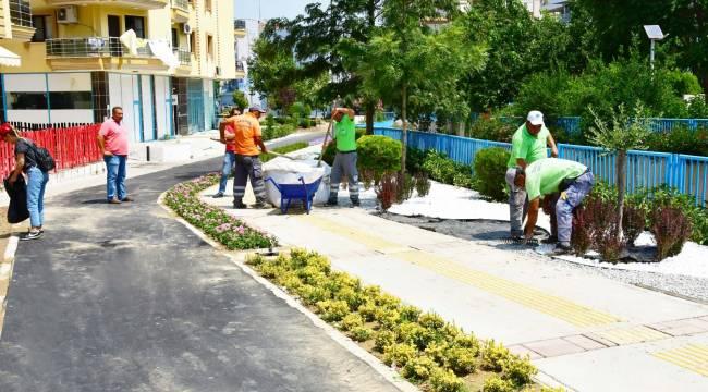 Narlıdere'nin bisiklet yolu Eylül'de bitiyor