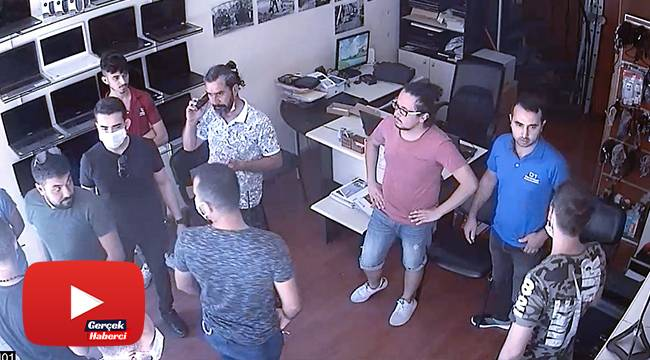 Satılmak için getirilen bilgisayarda amcasının fotoğrafını görünce polisi aradı