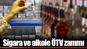 Sigara ve alkole ÖTV zammı