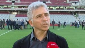 TFF Başkanvekili Düşmez: Ziraat Türkiye Kupası finalini seyircili oynatmak istiyoruz