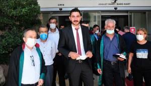 Vefa Grubu'na saldırıyla ilgili CHP Yüreğir Gençlik Kolları Başkanı hakim karşısında