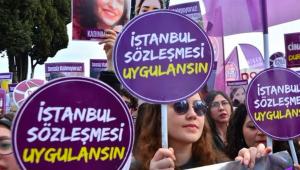 100'den fazla kadın yazardan ortak bildiri: Şiddete hayır, İstanbul Sözleşmesi'ne evet!