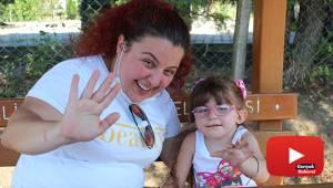 5 yaşına kadar yürüyemeyen ve konuşamayan çocuk özel eğitimle engellerini aştı