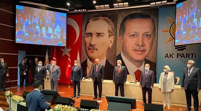 8 belediye başkanı AK Parti'ye katıldı