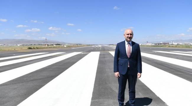 Bakan Karaismailoğlu: 48 ülke ile uçuş trafiğimizi sürdürüyoruz