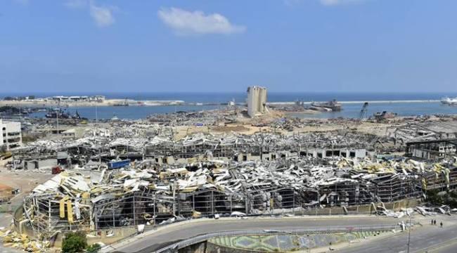 Beyrut'ta son durum: Patlama sonrası kaybolan 60 kişi aranıyor