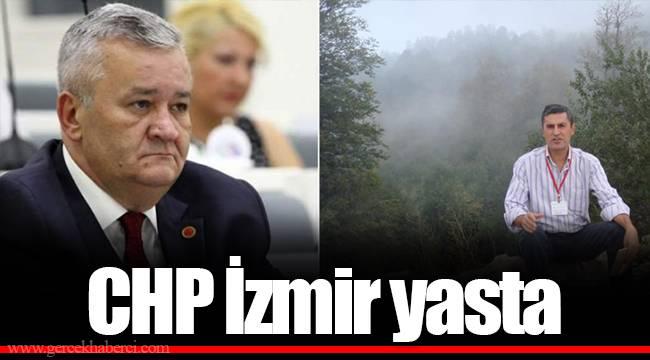 CHP İzmir yasta