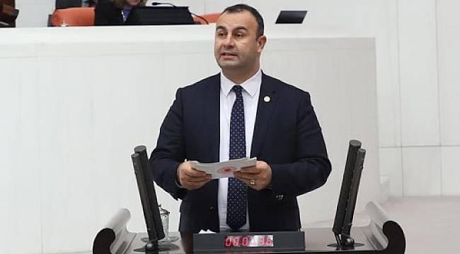 """CHP'li Arslan: """"Yapılan bu kabul edilemez davranış milletimizin kültürel kodlarında asla yoktur. Takipçisiyiz"""""""