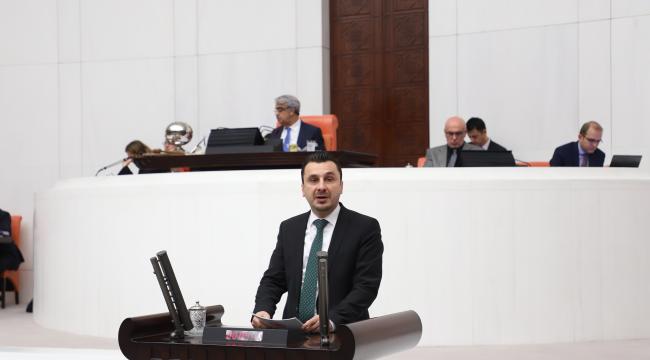 CHP'li Başevirgen, sağlık çalışanlarına açılan 'Neden pozitifsiniz?' soruşturmasını Meclis'e taşıdı: Utanıyoruz!