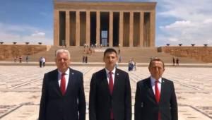 CHP'li üç vekil, parti içinde yeni bir hareket başlattı: 29 Ekim Gücü