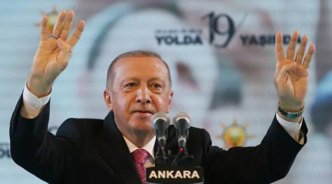 Cumhurbaşkanı Erdoğan: Oruç Reis'e saldıracak olursanız bedelini ağır ödersiniz dedik ve ilk cevabı aldılar