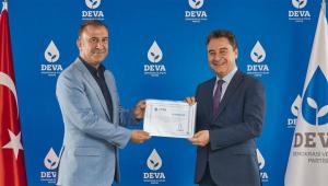 DEVA Partisi'nin İstanbul Kurucu İl Başkanı belirlendi