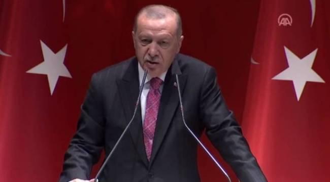 Erdoğan'dan Doğu Akdeniz açıklaması: Kemal Reis gereken cevabı verdi