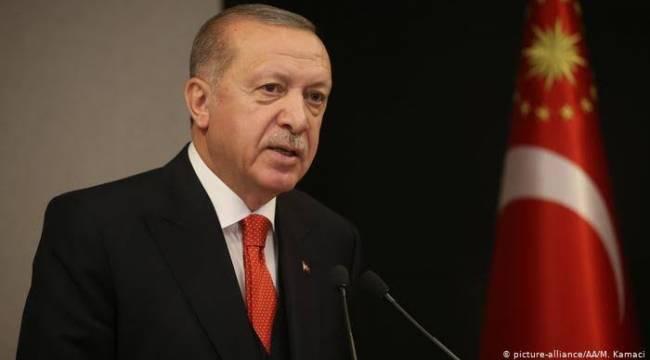 Erdoğan'dan Doğu Akdeniz açıklaması: Oruç Reis 23 Ağustos'a kadar faaliyetlerine devam edecek