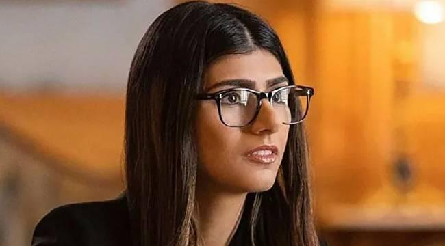 Eski porno yıldızı Khalifa, meşhur gözlüklerini Beyrut'taki patlamanın mağdurlarına bağışlamak için satıyor