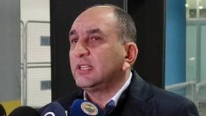 Fenerbahçe Kulübü'nde başkan vekili Semih Özsoy, görevinden istifa etti